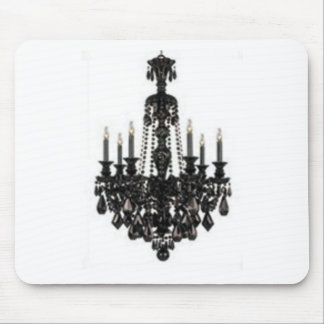CHANDELIER LINE MOUSE PAD