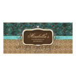 Chandelier Tanning Salon Gift Certificate Gold