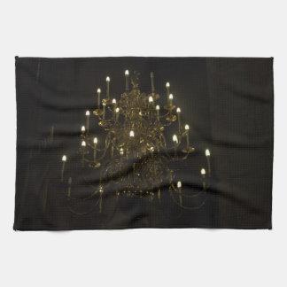 Chandelier Towels