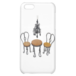 ChandelierBistroSetting121611 Cover For iPhone 5C