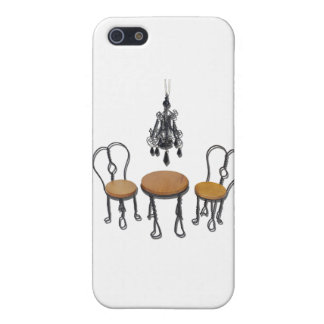 ChandelierBistroSetting121611 Covers For iPhone 5