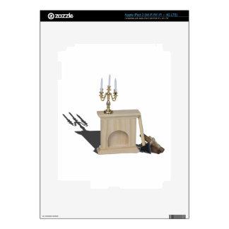 ChandelierFireplaceLogsHatchet101115.png Decal For iPad 3