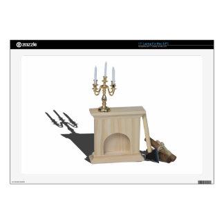 ChandelierFireplaceLogsHatchet101115.png Decal For Laptop
