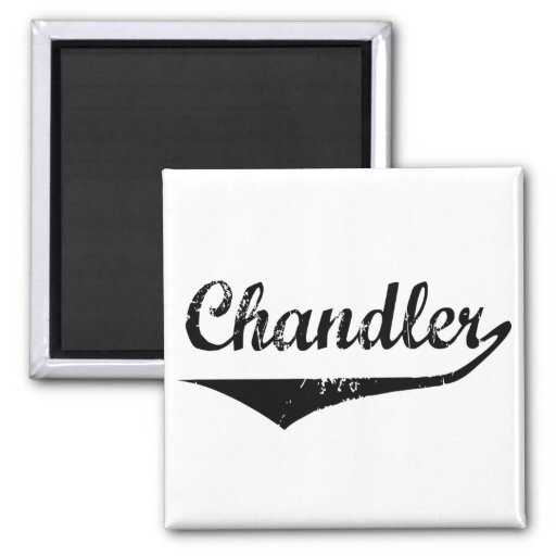 Chandler 2 Inch Square Magnet