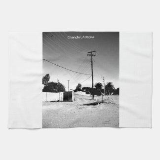 Chandler AZ Powerlines Towels