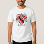 CHANDLER FAMILY CREST -  CHANDLER COAT OF ARMS T SHIRT