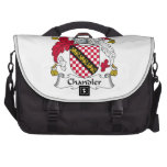 Chandler Family Crest Laptop Bags