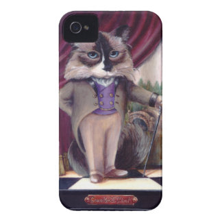 Chandler Le Chat Case-Mate iPhone 4 Case
