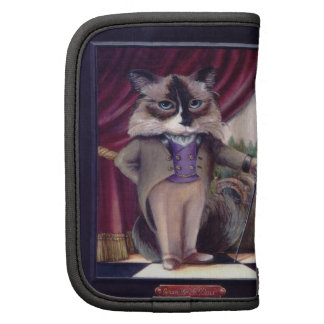 Chandler Le Chat Folio Planner