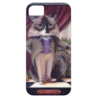 Chandler Le Chat iPhone SE/5/5s Case