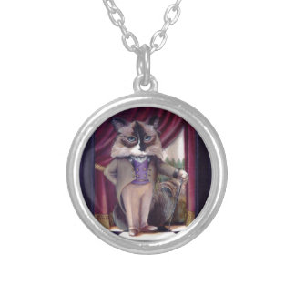 Chandler Le Chat Custom Necklace