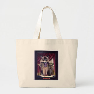 Chandler Le Chat Tote Bags