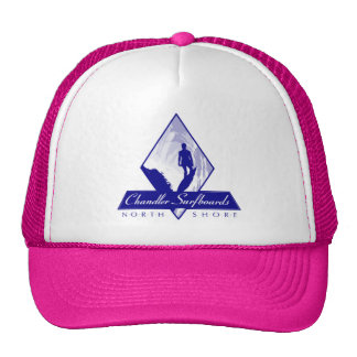 Chandler Surfboards Trucker Cap Gorras