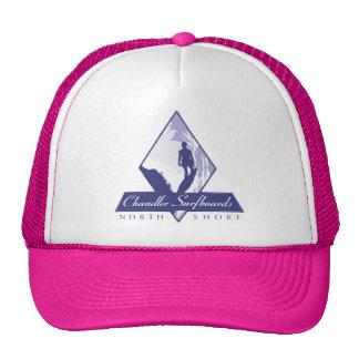 Chandler Surfboards Trucker Cap Trucker Hat