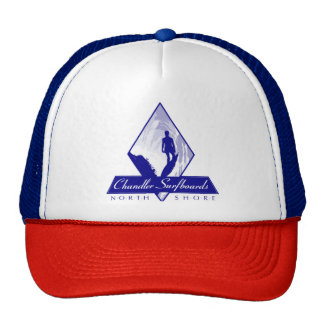 Chandler Surfboards Trucker Hat