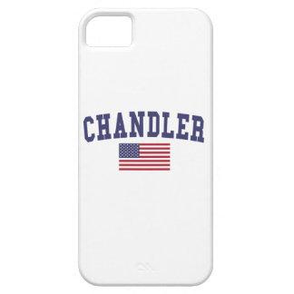 Chandler US Flag iPhone SE/5/5s Case