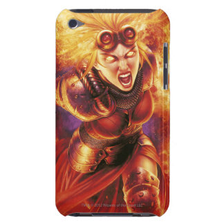 Chandra Ablaze Barely There iPod Case