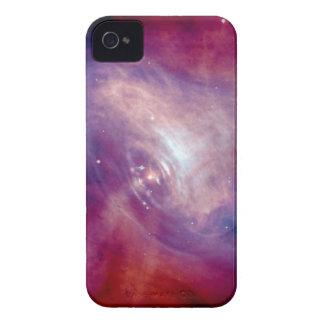 Chandra Crab Nebula iPhone 4 Cases