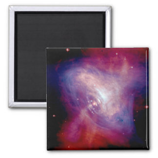 Chandra Crab Nebula NASA Magnet