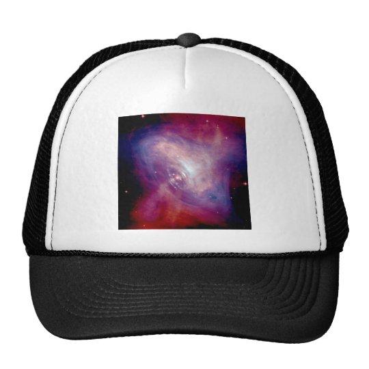 Chandra Crab Nebula NASA Trucker Hat