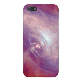 Chandra Crab X-Ray Nebula NASA Case For iPhone SE/5/5s
