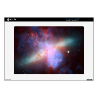 Chandra:Hubble:Spitzer X-ray:Visible:Infrared Laptop Skins