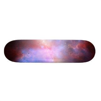 Chandra:Hubble:Spitzer X-ray:Visible:Infrared Skateboard