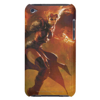 Chandra the Firebrand iPod Touch Case
