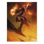 Chandra the Firebrand Post Cards