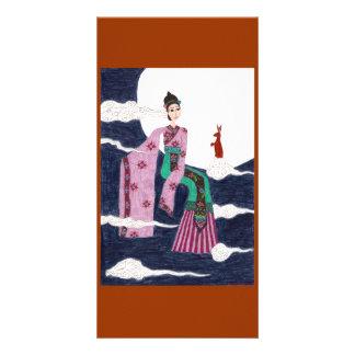 Chang 'E Card