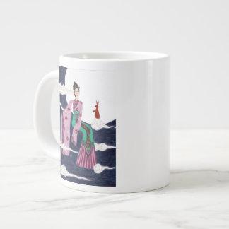Chang 'E Giant Coffee Mug