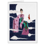 Chang 'E Greeting Cards