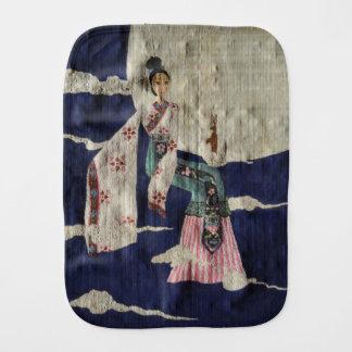 Chang 'E (Papyrus Version) Burp Cloth