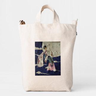 Chang 'E (Papyrus Version) Duck Canvas Bag