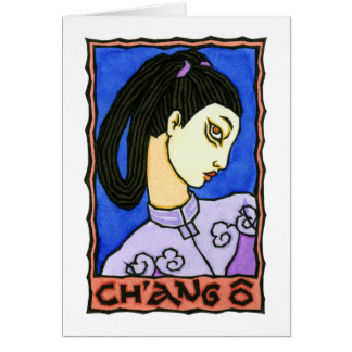 Ch'ang Ô Card