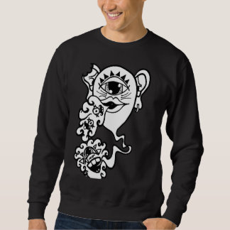 Changa Black Sweatshirt