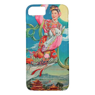 Chang'e 嫦娥 Flying to the Moon Chinese Moon Goddess iPhone 8/7 Case