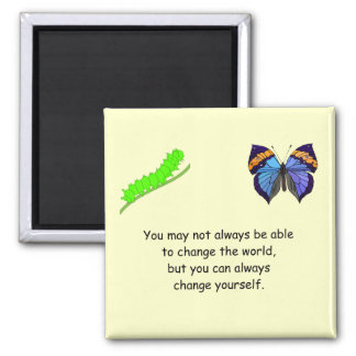 Change 2 Inch Square Magnet