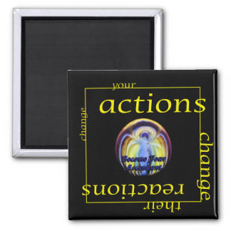 Change Actions and Reactions Magnets