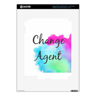 Change Agent Skins For iPad 3