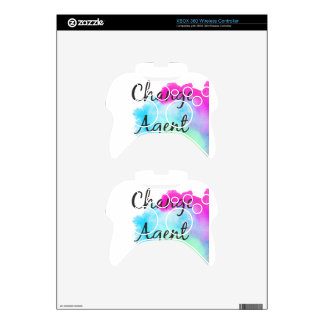 Change Agent Xbox 360 Controller Decal