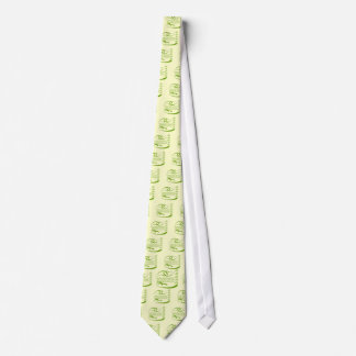 Change Background Color -Irish Blessing Neck Tie