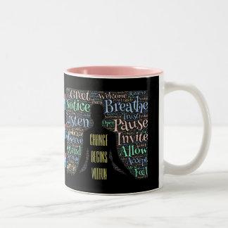Change Begins mug