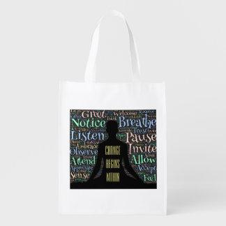 Change Begins reusable bag Market Totes