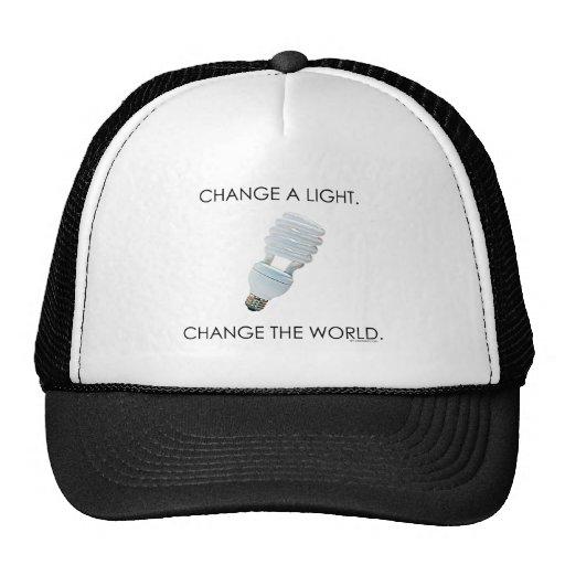 Change Bulb Trucker Hat