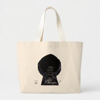 """Change..!"" Canvas Bag"