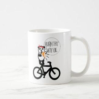 Change color background coffee mug