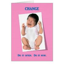 change-do-it-often-do-it-now card