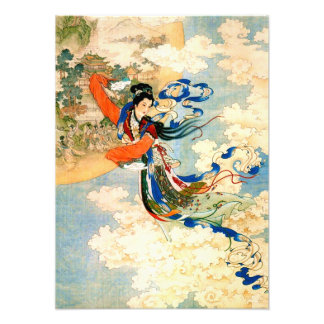 Chang'e Flying to the Moon Photograph