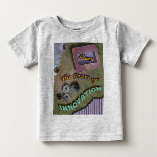 Change Gears infant t-shirt